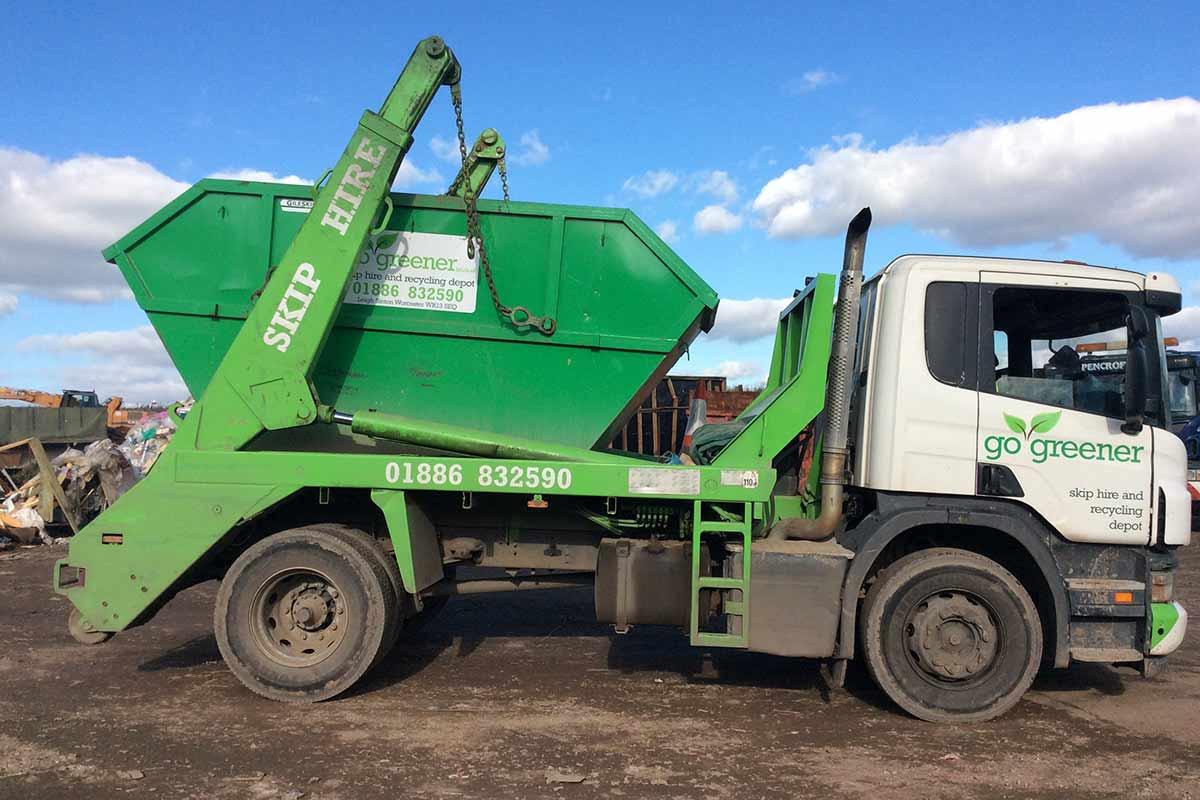 Household Waste in Great Malvern
